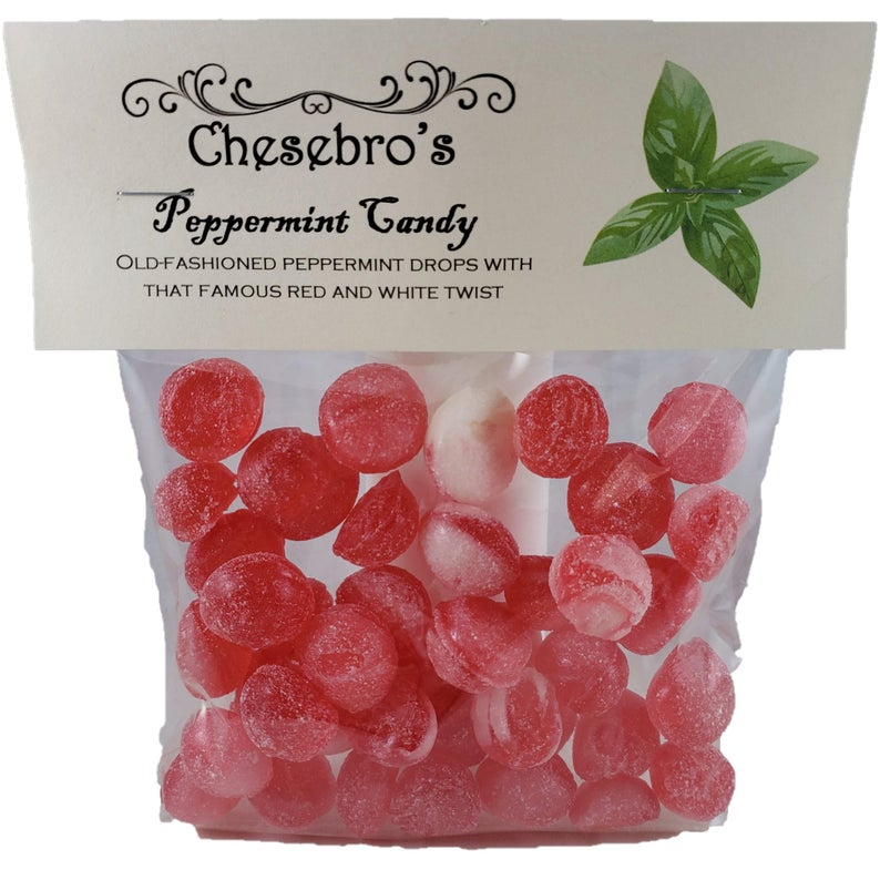 Old-Fashioned Peppermint Candy