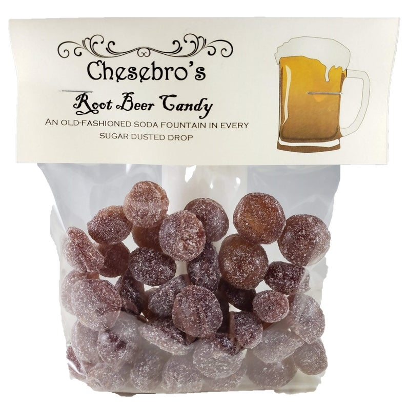 Old-Fashioned Root Beer Candy