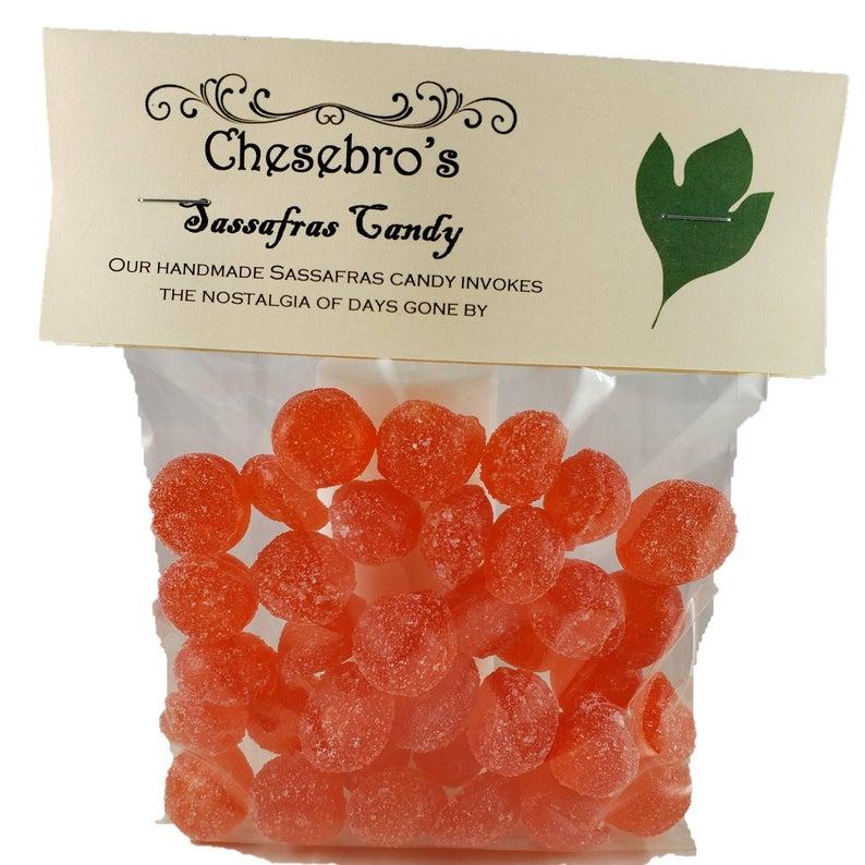 Old-Fashioned Sassafras Candy