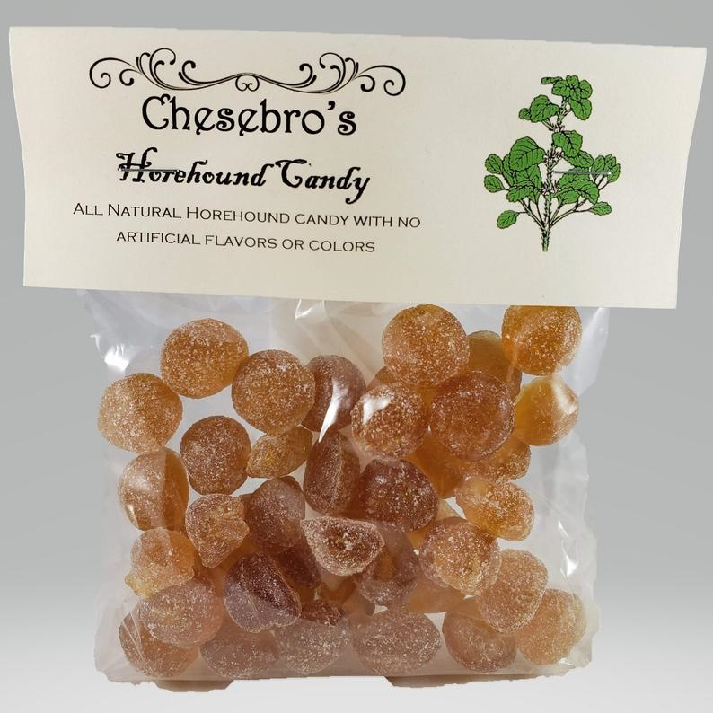 Old-Fashioned Horehound Candy