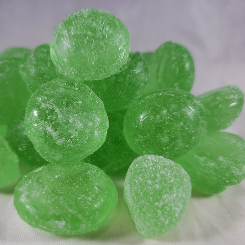 Wintergreen Old-Fashioned Hard Candy