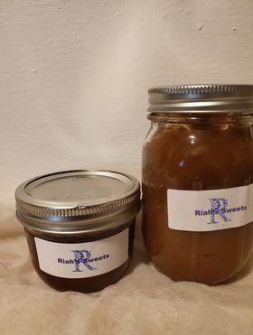 Handcrafted Amish Style Apple Butter Spread