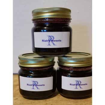 Handcrafted Blueberry Jam