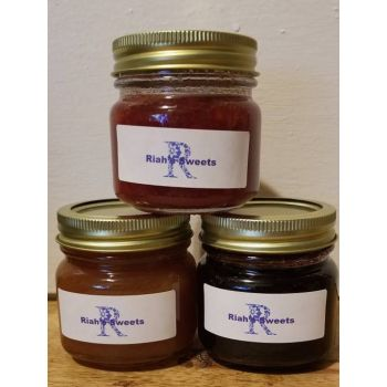 Handcrafted Variety Pack Jams