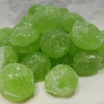 Sour Lime Hard Candy Drops