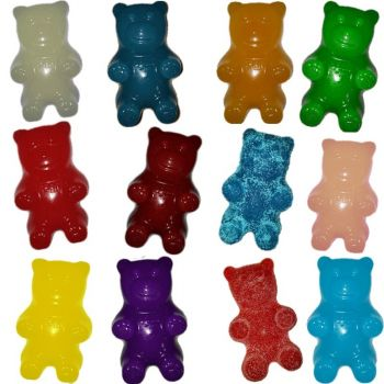 Crown (Any Flavor) Infused Giant Gummy Bear