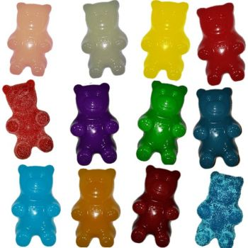 X-Rated (Any Flavor) Infused Giant Gummy Bear