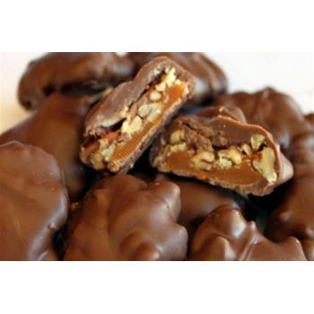 Milk Chocolate Turtles