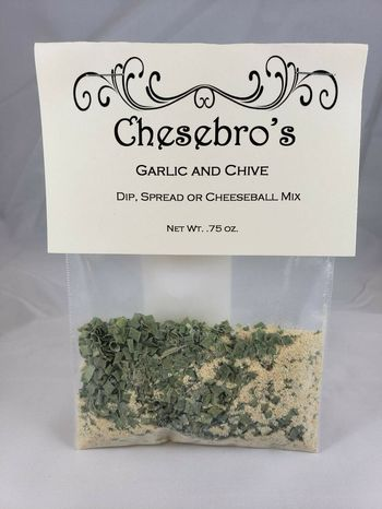 Garlic and Chives Dip Mixes